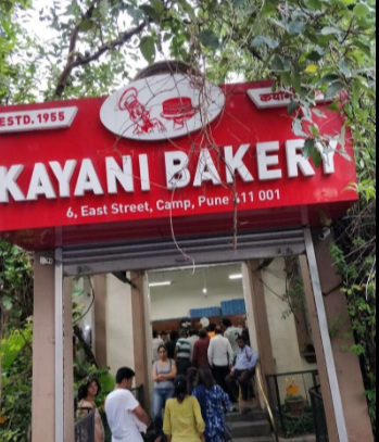 Indulge in delicious bakery items at the iconic Kayani Bakery in Pune